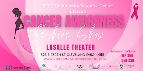 Elegantly Strong Throughout Cancer Awareness Fashion Show tickets