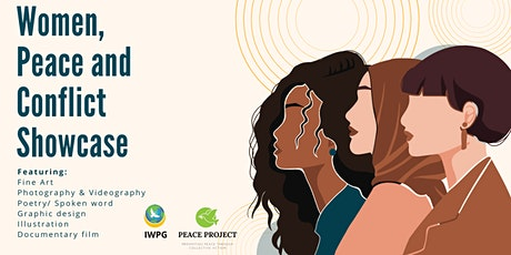 Women, Peace and Conflict Showcase tickets