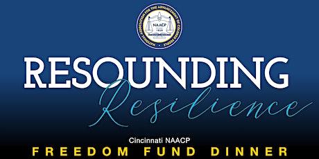 Cincinnati NAACP Freedom Fund Dinner tickets