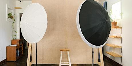 FAR Photo Workshop Series: Studio Lighting with Anna Powell Denton tickets