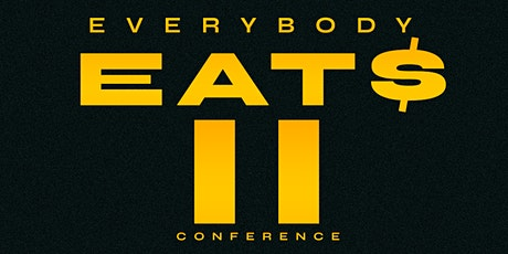 EVERYBODY EATS 2: THE MASTERMIND EVENT tickets