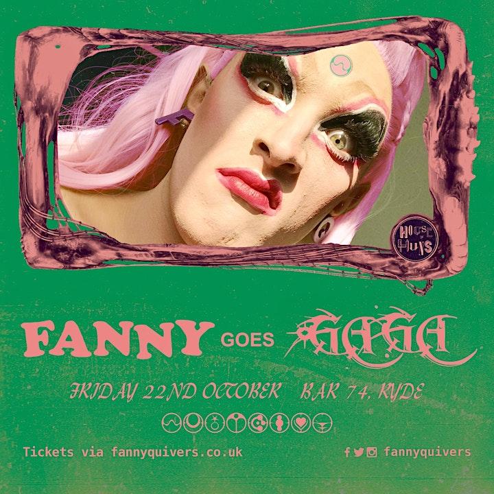 FANNY GOES GAGA image