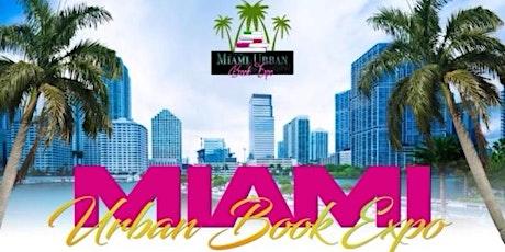 3rd Annual Miami Urban Book Expo tickets