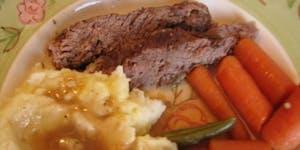 Saint Gabriel Annual Roast Beef Dinner