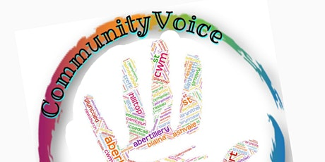 Community Voice, Community Choice  Voting Event 2 tickets