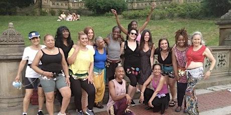 Weekly Dance Class~Afro-Samba & Egyptian Bellydance tickets