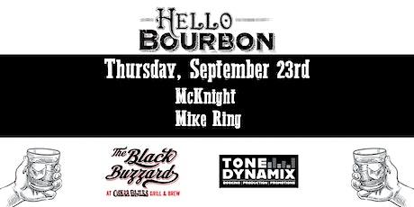 Hello Bourbon tickets