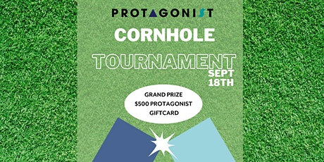 Cornhole Tournament Presented by Protagonist tickets