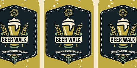 Downtown Beer Walk tickets