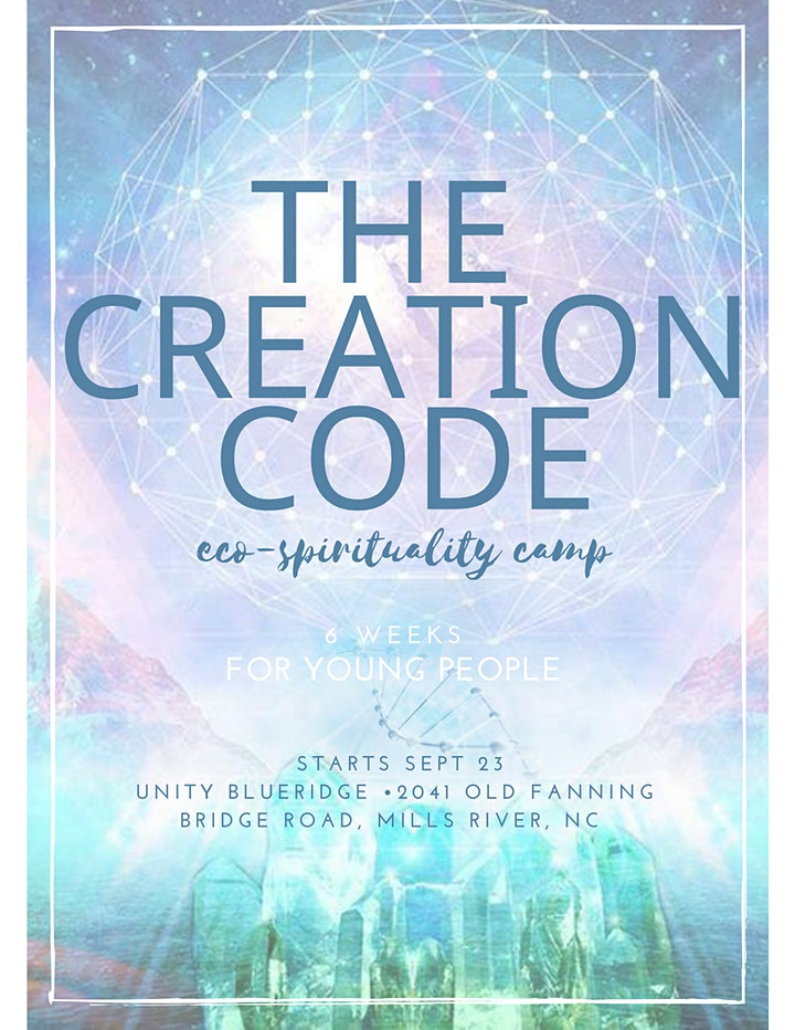 The Creation Code Camp - for Kids! image