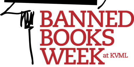 Banned Books Week Day 5 - Storm's A Brewin'  - In Person Pass tickets