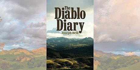 The Diablo Diary—Joseph Belli, Author and Wildlife Biologist tickets