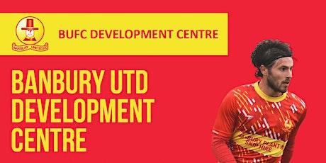BUFC GK Development centre tickets