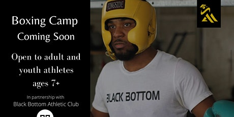 4-week Boxing  Clinic with Coach Ramsey tickets