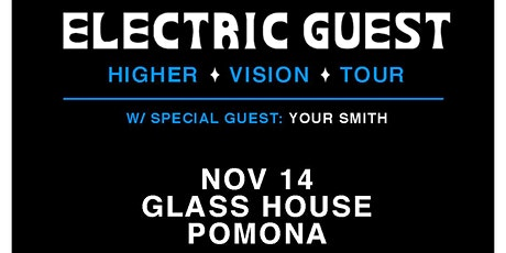 Electric Guest tickets