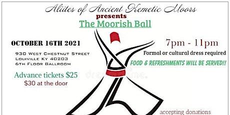Moorish Ball tickets