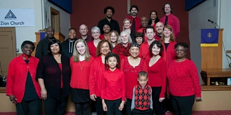 Alumni of the Total Experience Gospel Choir tickets
