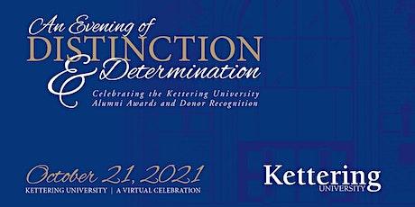 2021 Evening of Distinction and Determination billets
