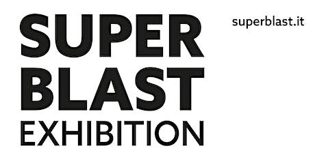 Mostra di SUPERBLAST / Visita Guidata con la curatrice e gli artisti biglietti
