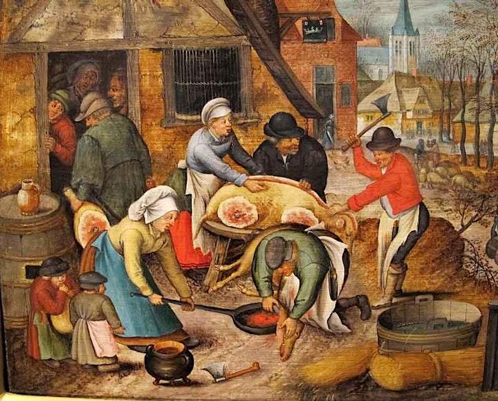 Immagine A convito con Dante: storie culinarie del medioevo