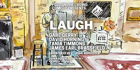 It's Time To Laugh - A Limited Capacity Pop-up Comedy Show tickets