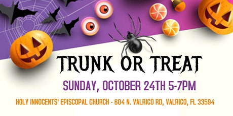 H.I. Trunk-or-Treat tickets