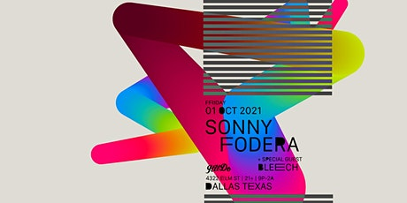 Sonny Fodera at It'll Do Club tickets