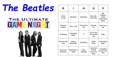 The Beatles Ultimate Game Night tickets