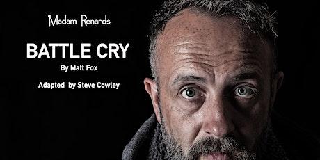 Battle Cry by Matt Fox tickets