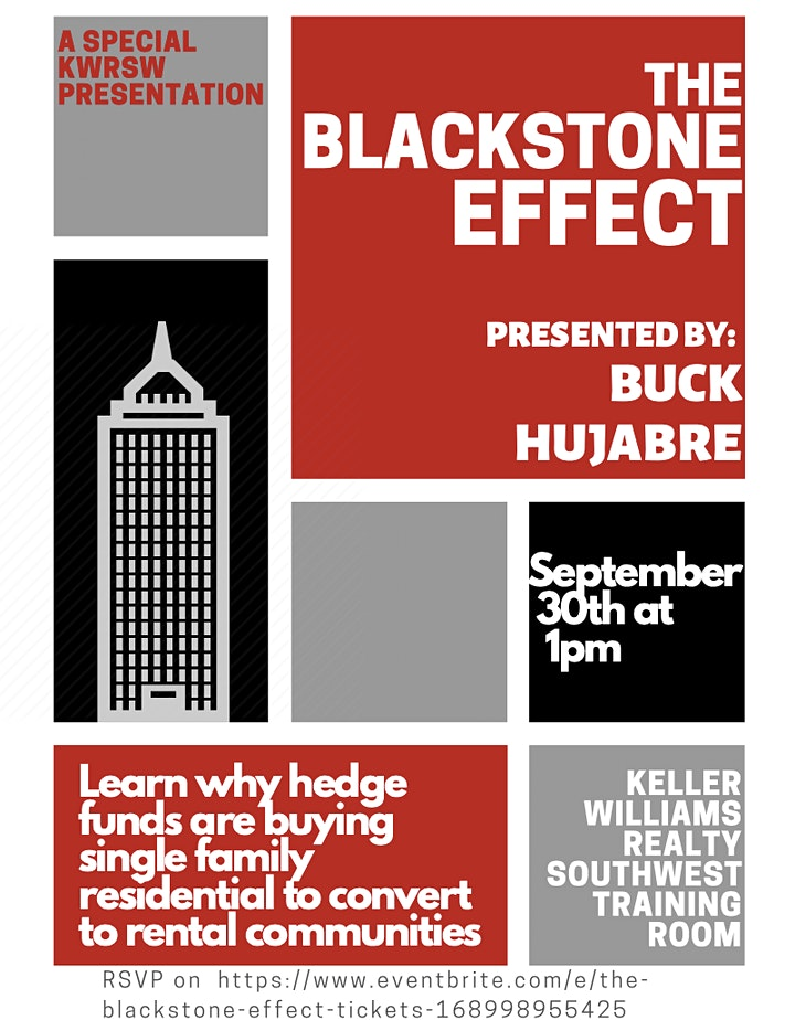 The Blackstone Effect image