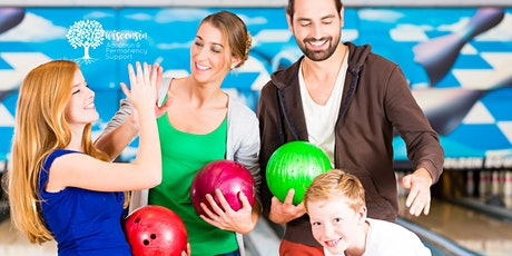 Bowling at Dream Lanes for Adoptive and Guardianship Families: Madison tickets