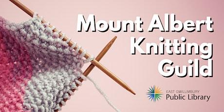 Mount Albert Knitting Guild tickets