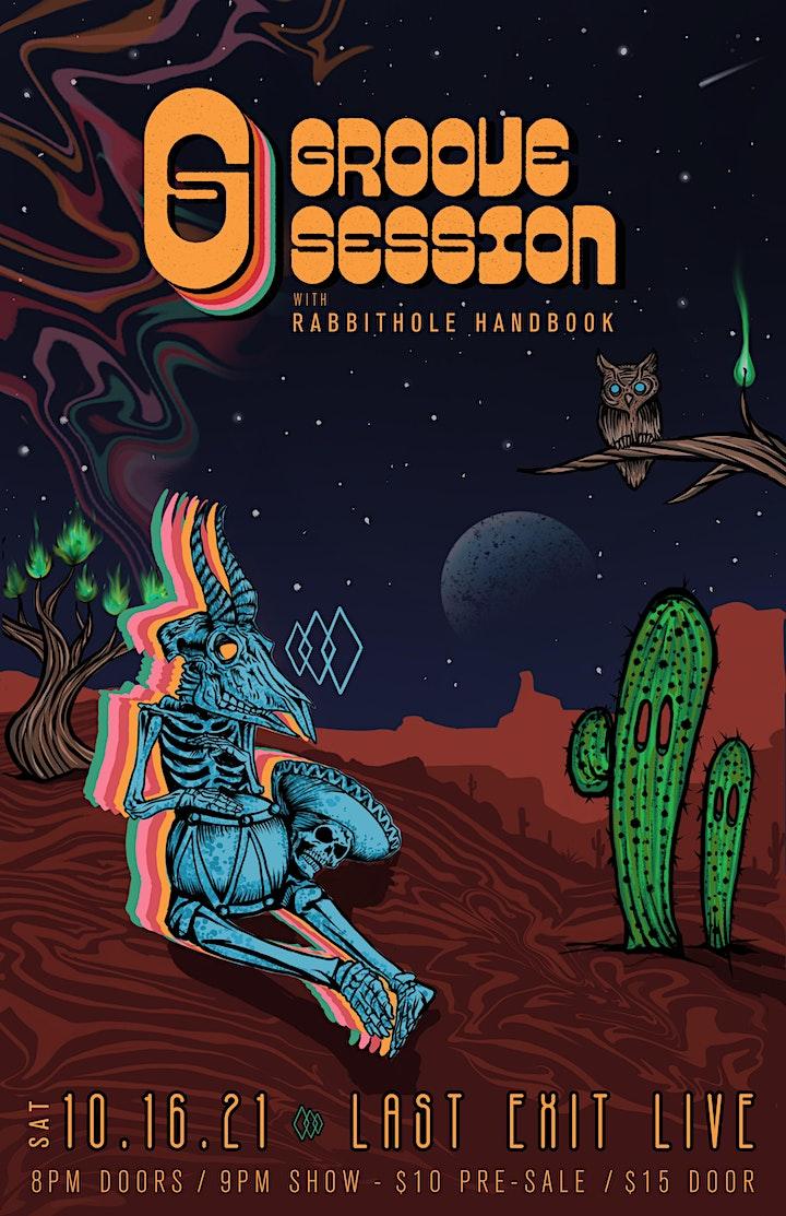 GrooveSession + Rabbithole Handbook image