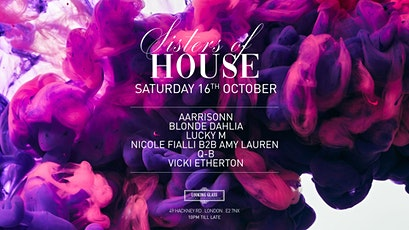 Sisters Of House End Of Summer Party tickets