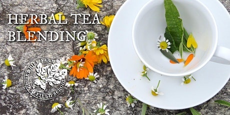 Gibbet Hill Farm Field School • The Art of Herbal Tea Blending tickets