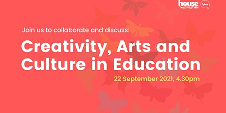 Creativity, Arts and Culture in Education | Partnerships tickets
