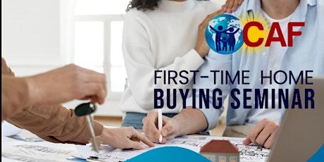 First Time Home Buyer Seminar/Clase para Primeros Compradores de Vivienda entradas