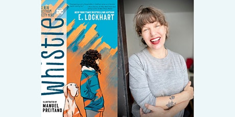 E. Lockhart in-person book signing | Whistle tickets