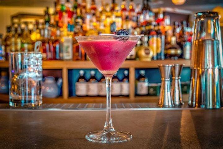 Kokedama & Cocktails image