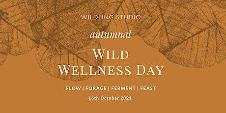 Autumnal Wild Wellness Day tickets
