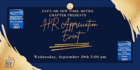HR Appreciation Day Event tickets