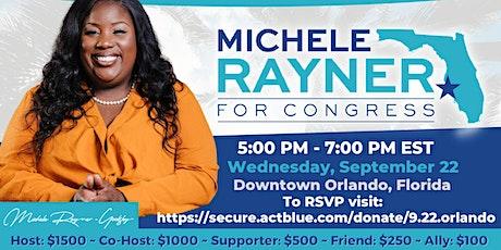 Michele Rayner for Congress Orlando Fundraiser tickets