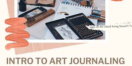 Intro to Art Journaling tickets