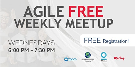 Agile Free Weekly Meetup - Austin, Texas tickets