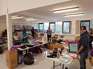 Warm in Winter and Purple Pages Information Packs - Volunteer packing days tickets