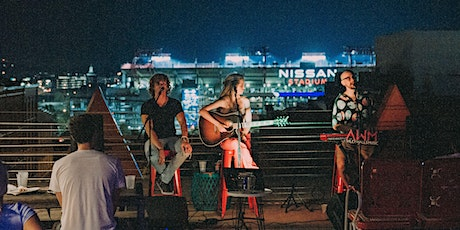 Songs On Top: Roof Top Songwriters Round. tickets