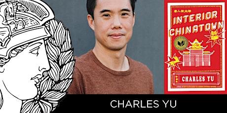EX LIBRIS: Charles Yu tickets