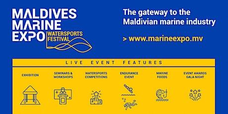Maldives Marine Expo tickets