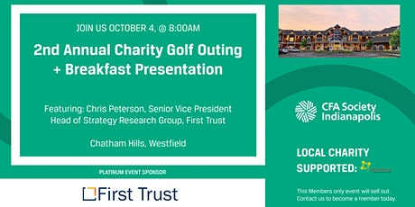 2nd Annual Charity Golf Outing with Breakfast Presentation tickets