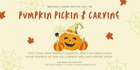 Pumpkin Pickin tickets